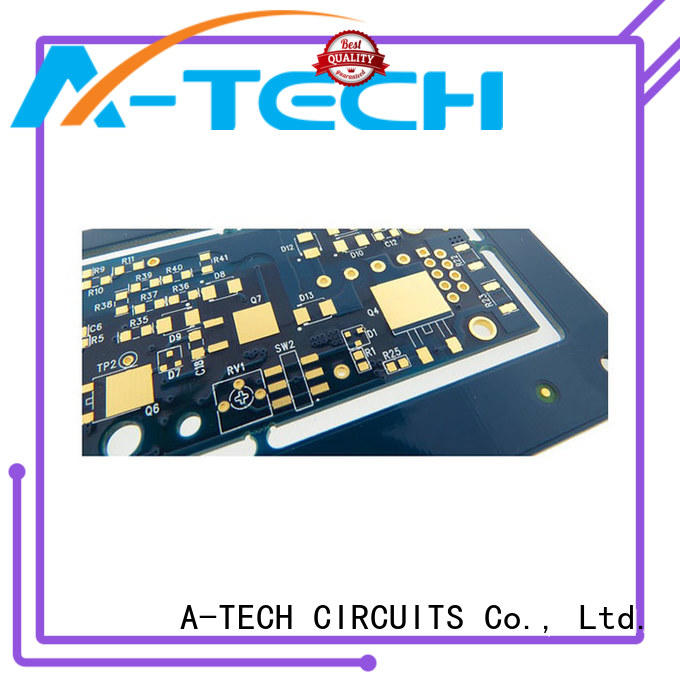 A-TECH highly-rated lead free hasl pcb carbon for wholesale
