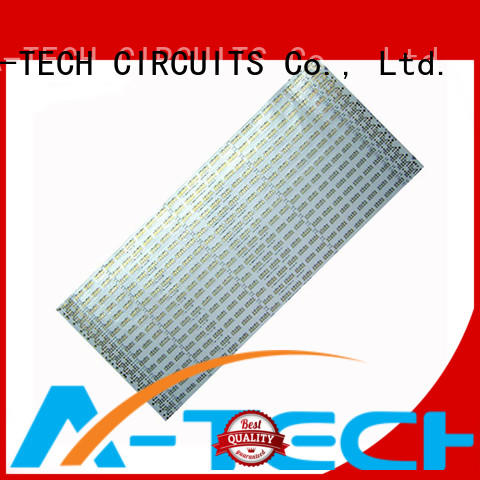A-TECH aluminum pcb top selling for led
