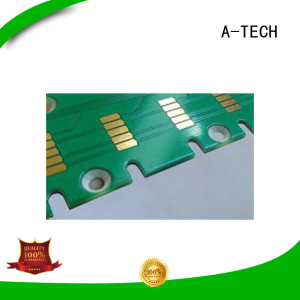 blind edge plating pcb plating durable for wholesale
