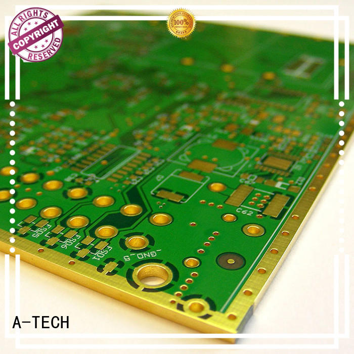 A-TECH blind thick copper pcb hot-sale at discount