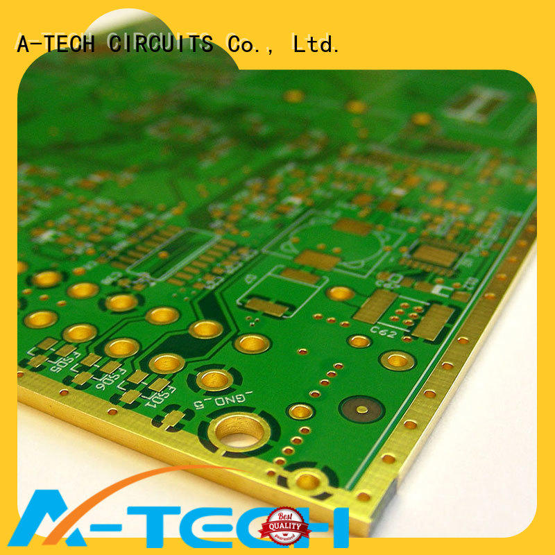 blind hybrid pcb plated durable for sale