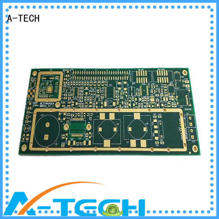 microwave aluminum pcb flex double sided for led