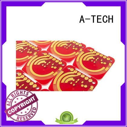 A-TECH high quality immersion gold pcb cheapest factory price at discount