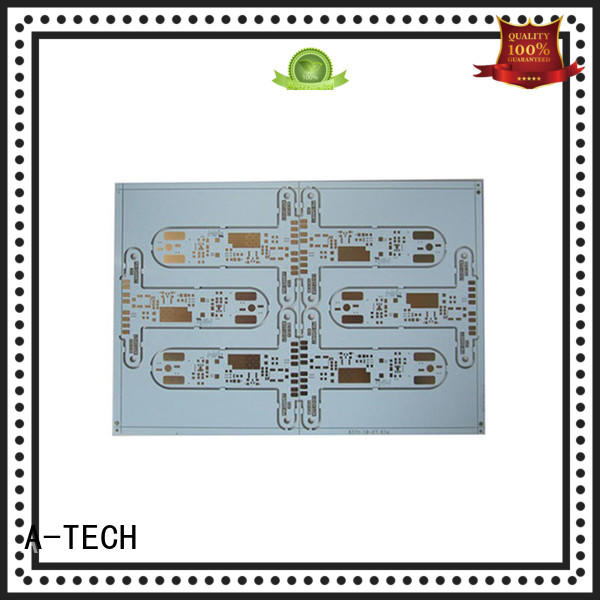 A-TECH flex double-sided PCB multi-layer for led