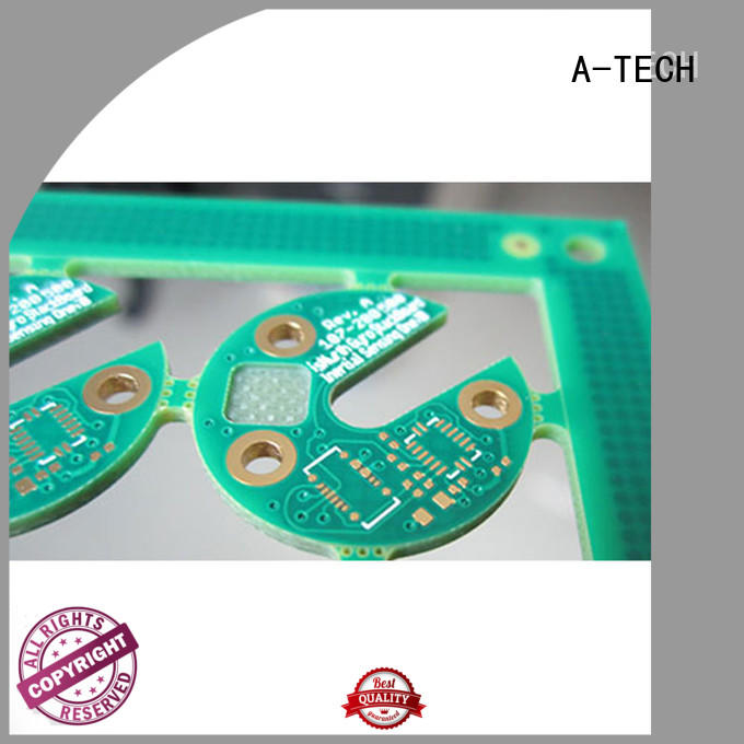 plating impedance control pcb hot-sale top supplier A-TECH