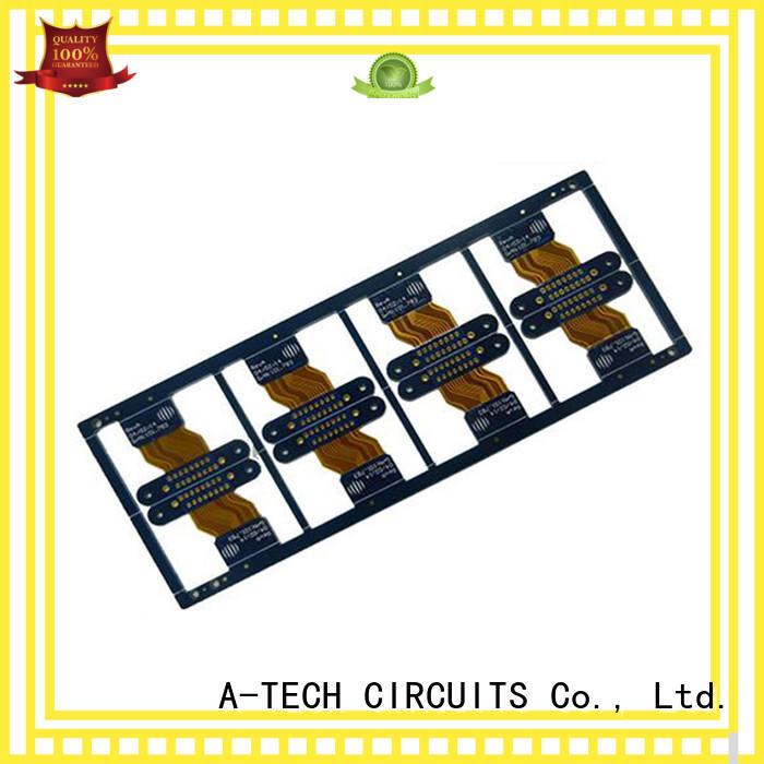 A-TECH flex single-sided PCB custom made