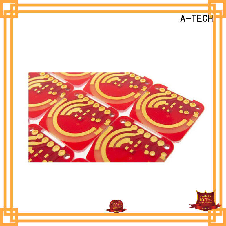 Hard gold plated PCB