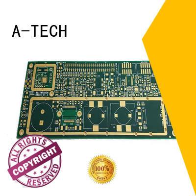 A-TECH rigid led pcb custom made at discount