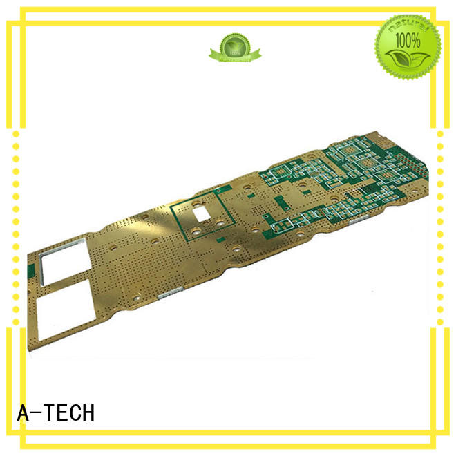 aluminum flexible printed circuit board double sided for wholesale