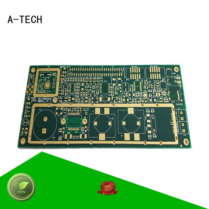 A-TECH metal core flexible pcb custom made for wholesale