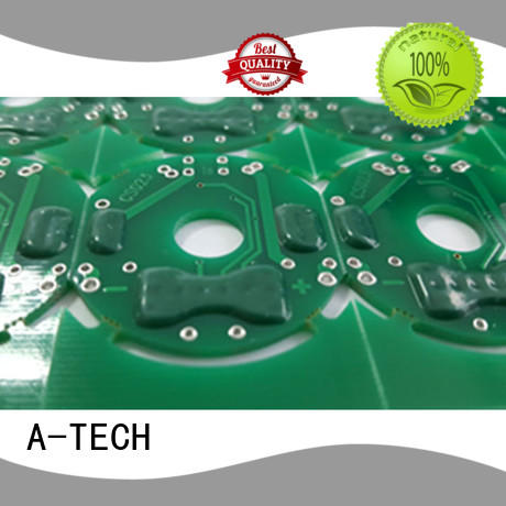 A-TECH mask immersion silver pcb cheapest factory price for wholesale