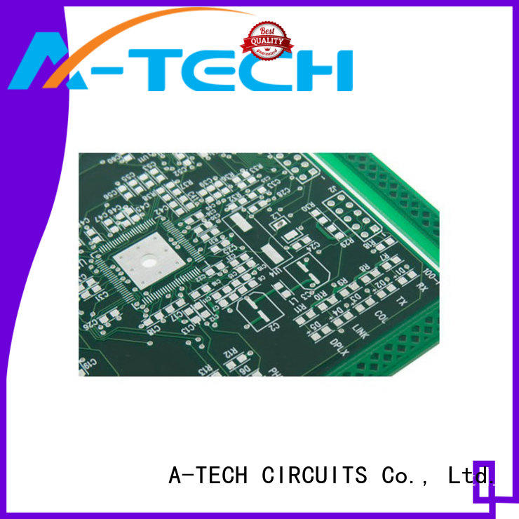 A-TECH highly-rated osp pcb bulk production for wholesale