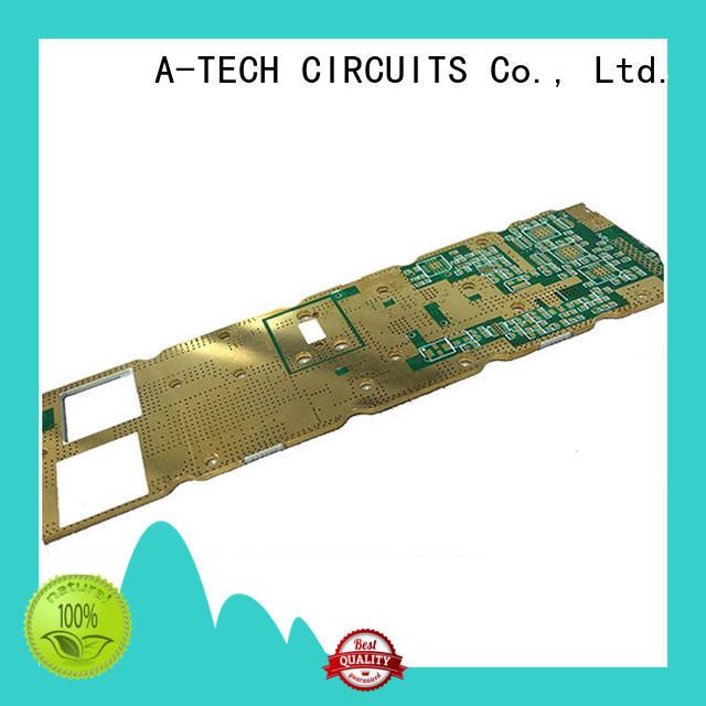 A-TECH flex rigid flex pcb multi-layer