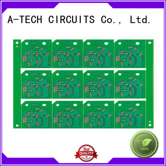 microwave flexible pcb double sided for led