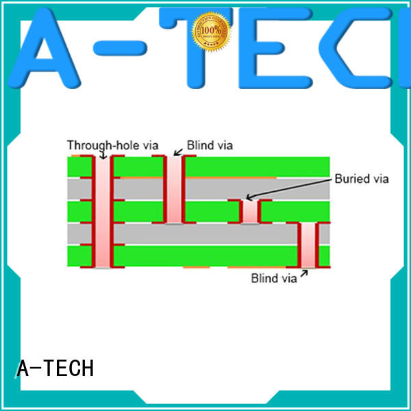 A-TECH buried hybrid circuit manufacturers plated at discount