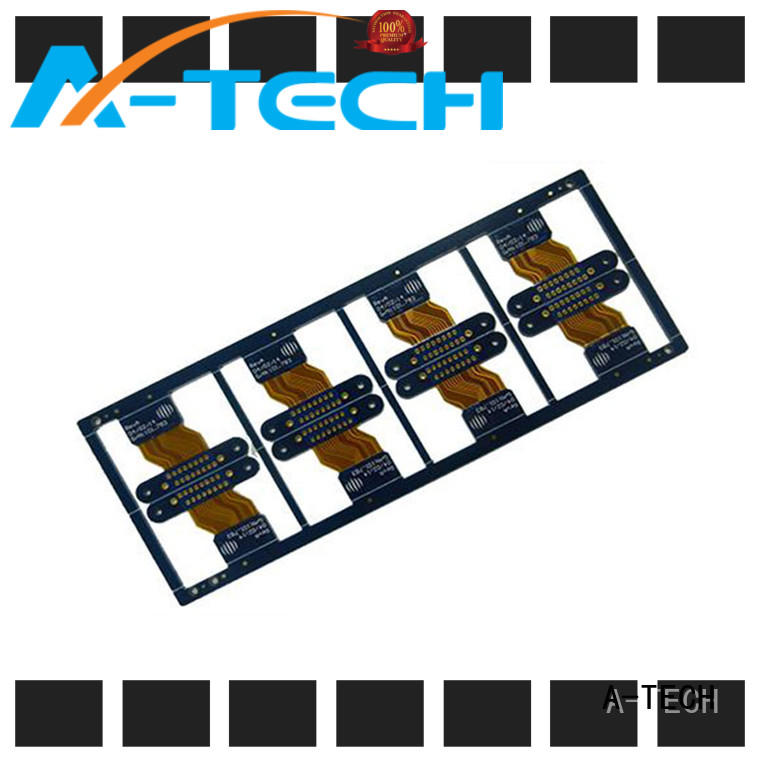 prototype flex rigid pcb for led A-TECH