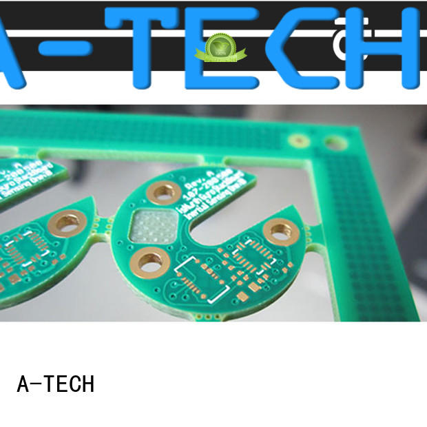 routing blind vias pcb thick copper hot-sale at discount