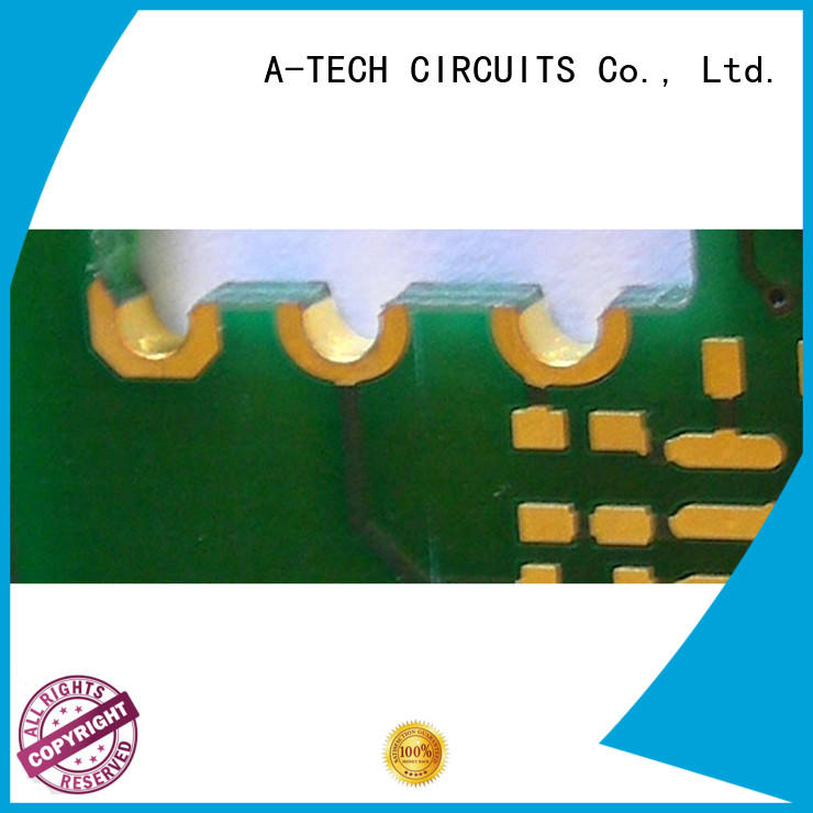 blind impedance control pcb half depth hot-sale top supplier