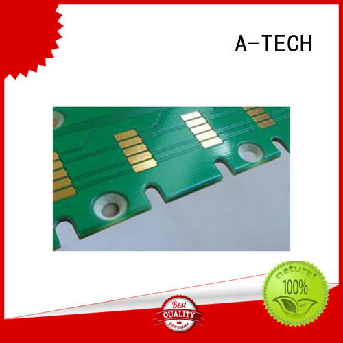A-TECH heavy via in pad pcb best price top supplier