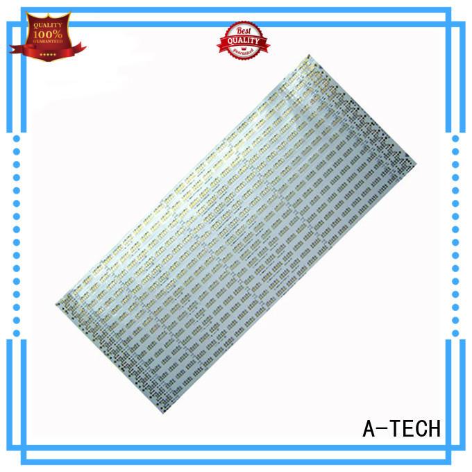 A-TECH flexible microwave rf pcb custom made for led