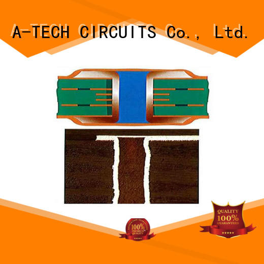A-TECH blind thick copper pcb best price for wholesale