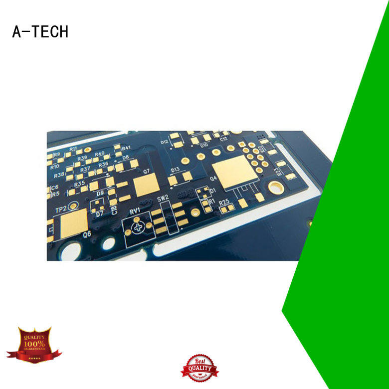solder lead free hasl pcb gold plated at discount A-TECH