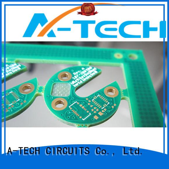 A-TECH thick copper hybrid pcb hot-sale top supplier