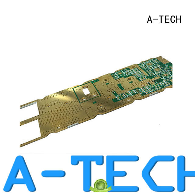 A-TECH flexible flexible pcb double sided for wholesale
