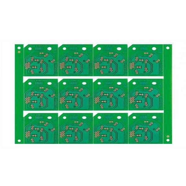 Single sided PCB