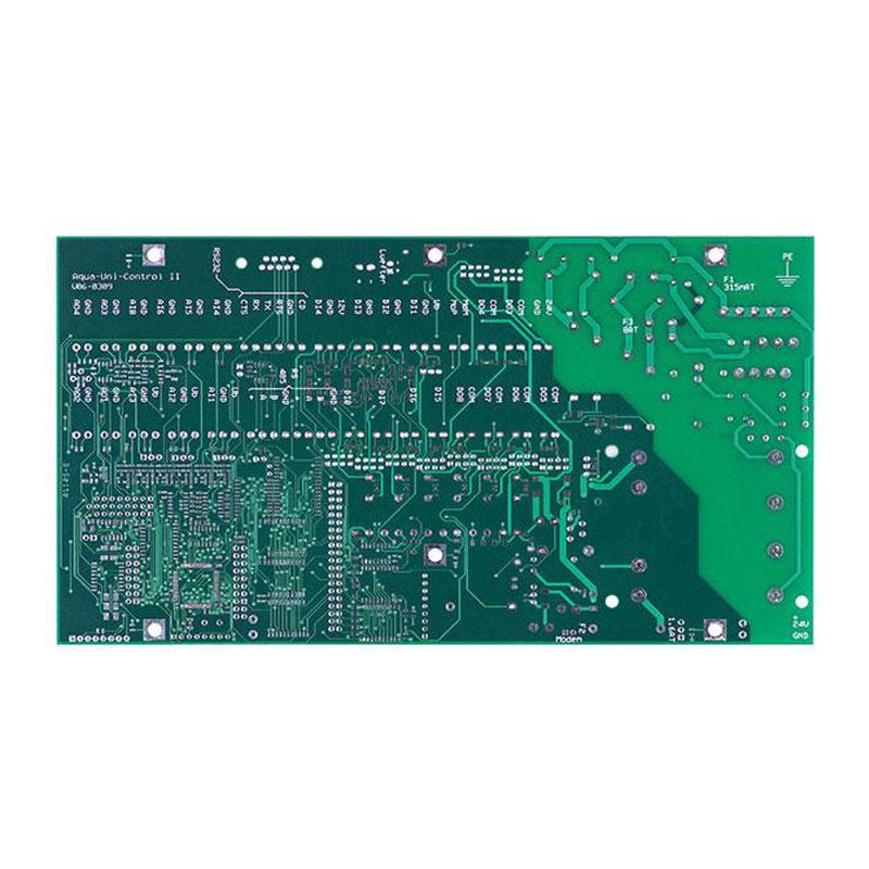 Double sided PCB Rigid FR4 material HAL(Lead Free) finish