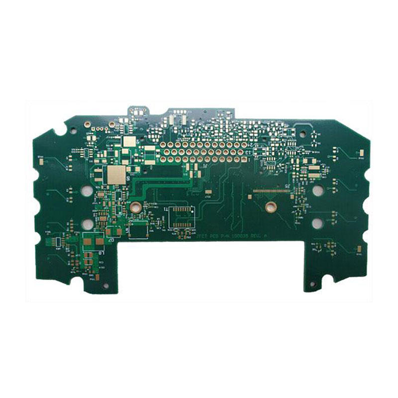 Multilayer PCB 8 layers FR4(TG170) material Immersion Gold Finish