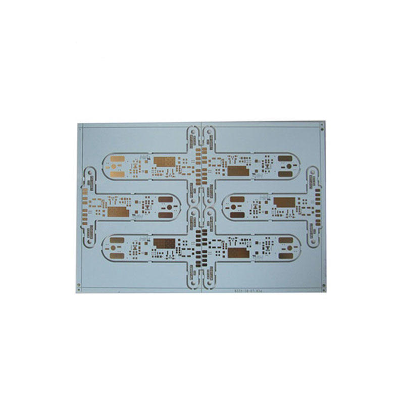 Single-sided Aluminum PCB & Metal core PCB High Thermal Conductivity