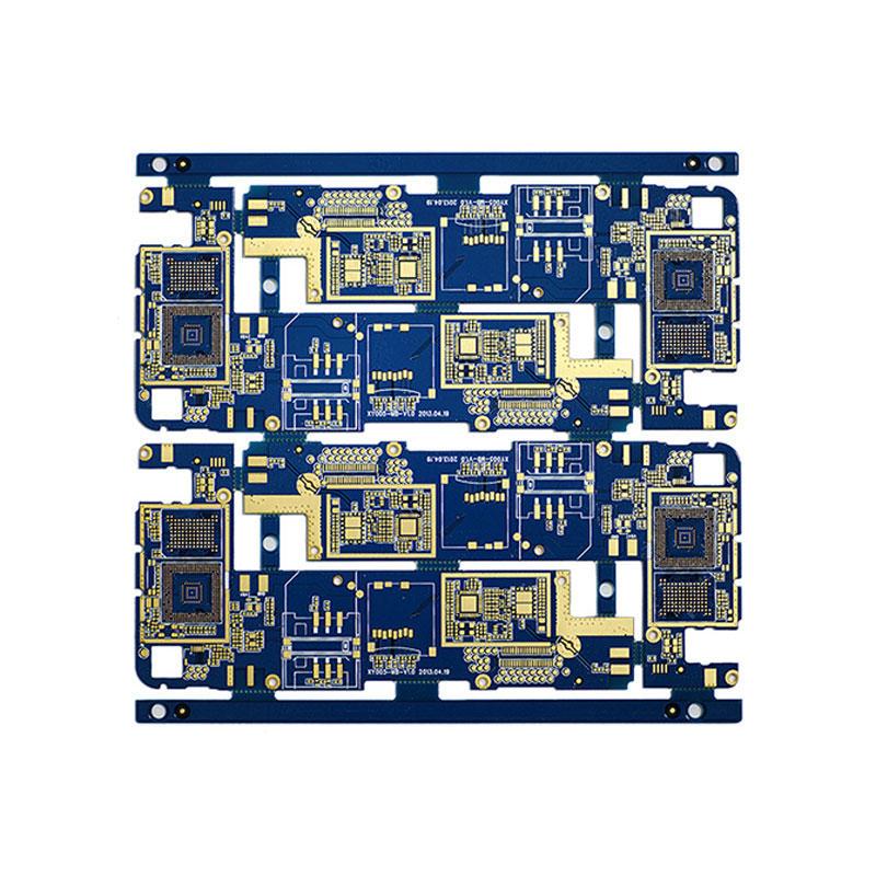 HDI(High Density Interconnect) PCB FR4(Tg150) Laser Drill Micro vias