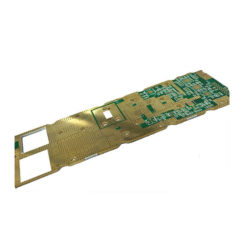 Rogers PCB Rogers 4350B Rogers 4003C Immersion Gold finish