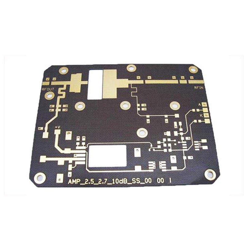 Microwave RF PCB Taconic or Arlon High frequency material