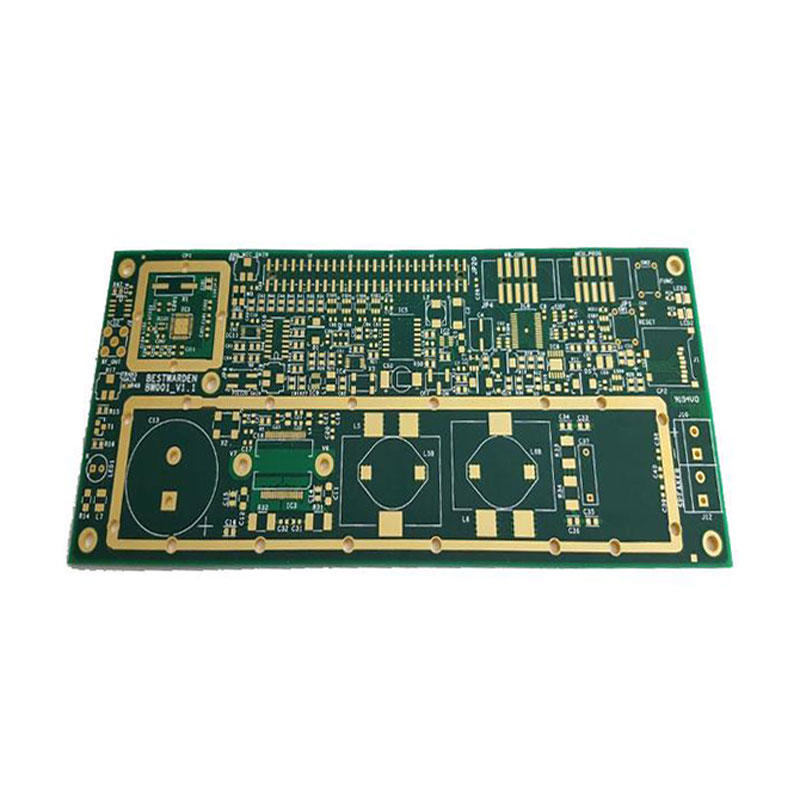 A-TECH rigid pcb assembly main double sided