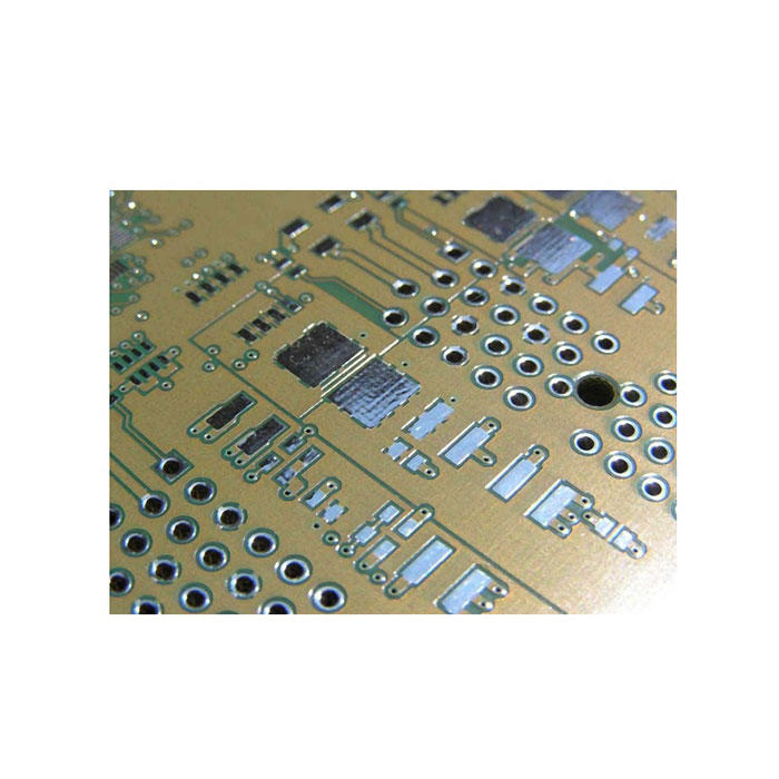PCB with HAL(Lead Free)