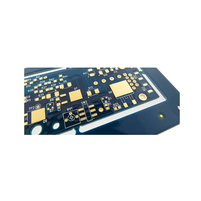 Multilayer PCB with Immersion Gold (ENIG) Gold Thickness(1-5U