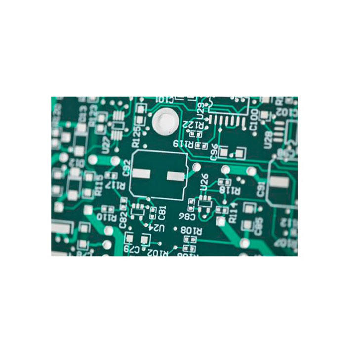 6 Layers Immersion Silver PCB Silver Coating Finish