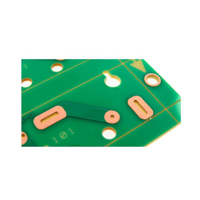 Single Layer OSP PCB FR4 Material OSP Finish Cheap Price