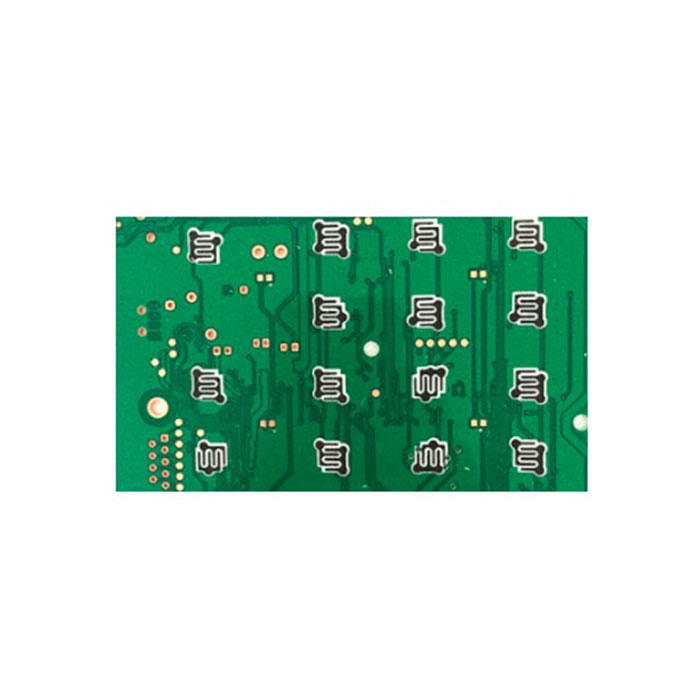Double sided Carbon Ink PCB FR4 Material Consumer Electronic