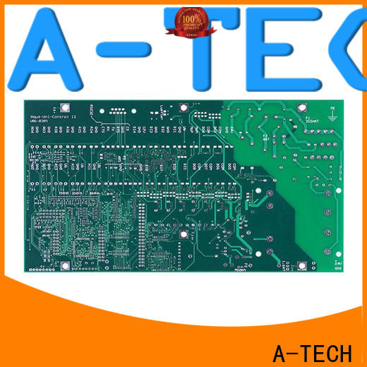 A-TECH flexible single-sided PCB custom made at discount