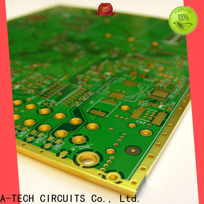 A-TECH thick copper countersink pcb durable top supplier