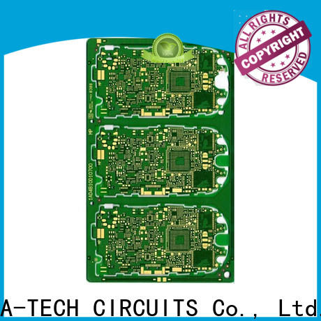 A-TECH single sided quick turn pcb prototype at discount