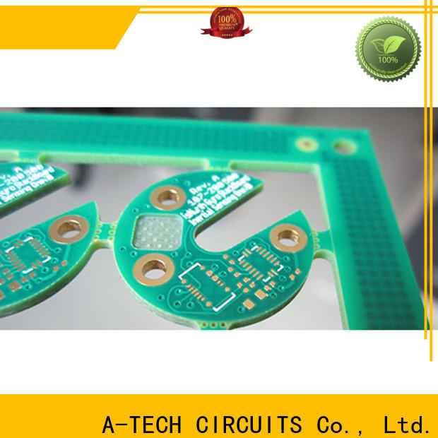buried impedance control pcb half depth hot-sale top supplier
