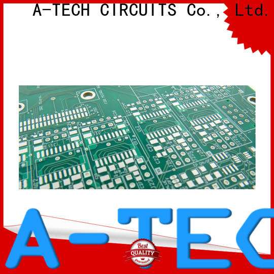 A-TECH free carbon pcb cheapest factory price for wholesale