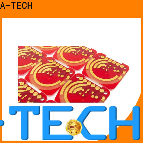 A-TECH highly-rated immersion gold pcb free delivery for wholesale