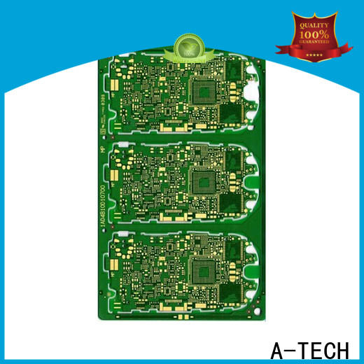 A-TECH prototype hdi pcb double sided for wholesale