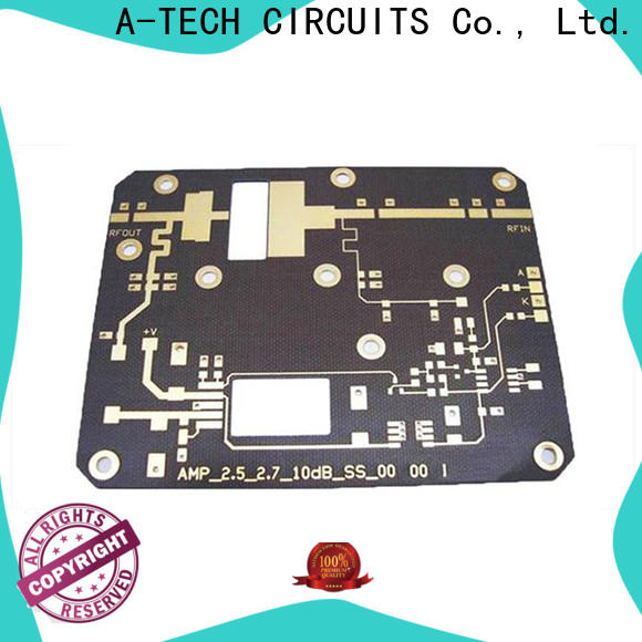 prototype rigid flex pcb single sided custom made