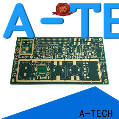 A-TECH quick turn pcb prototype for led